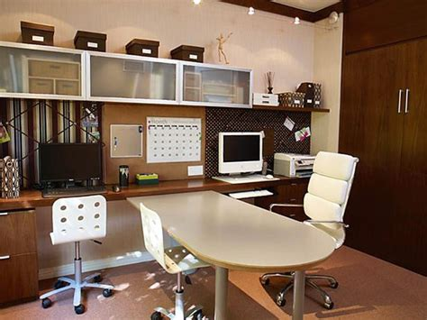 Office Desk Configuration Ideas Home Office Ideas