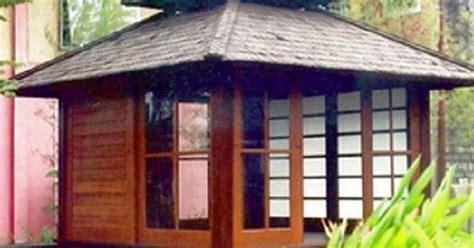 membuat rumah ukuran 6 x 9 gazebo jepang gazebo atau gasebo berbentuk rumah model