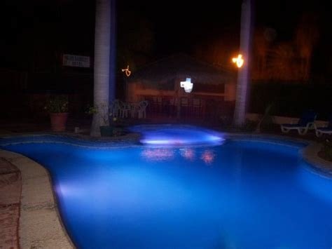 pool at night pool at night picture of los barriles hotel los
