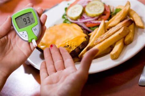 diabetes  alimentacion dieta  mantener la glucosa  raya