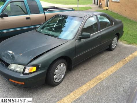 97 Honda Accord by Armslist For Sale 97 Honda Accord