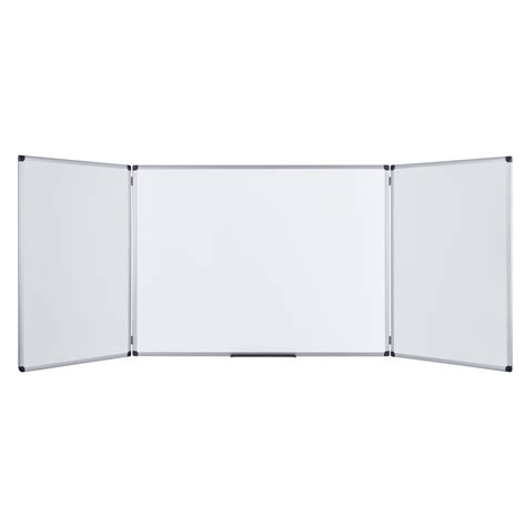 le emaille bi office tableau blanc triptyque 233 maill 233 120 x 200 400 cm