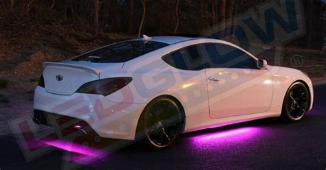 under car lighting kits pink underglow would look awesome under my car things