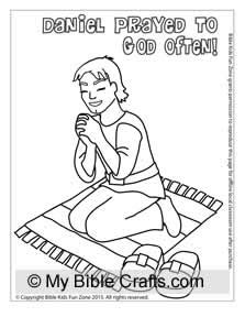 Daniel Praying Coloring Pages by Coloring Page Of Daniel Praying To Murderthestout