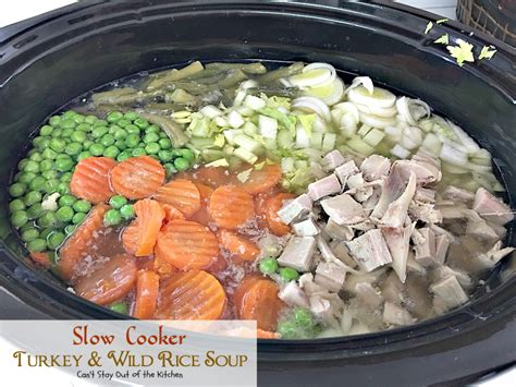 turkey rice soup recipe cooker cooker turkey and rice soup can t stay out of