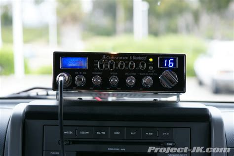 Best Cb Radio For Jeep Jk Cobra 29 Cb Radio Jeep Jk Wrangler Installation Write Up