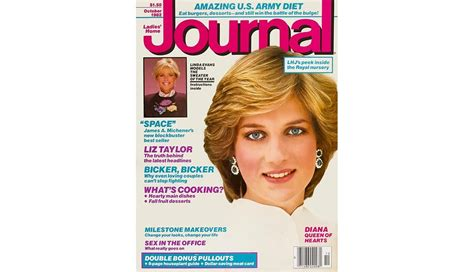 hairstyles ladies home journal princess diana the rise of the unforgettable icon