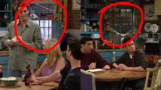 Wooden Floor In Kitchen - here s one thing you never noticed about monica s apartment on quot friends quot