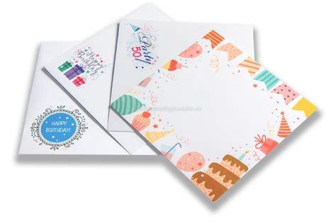 Etiketten Rund 50 Mm F R Laserdrucker by Briefumschl 228 Ge F 252 R Geburtstagskarten Bestellen