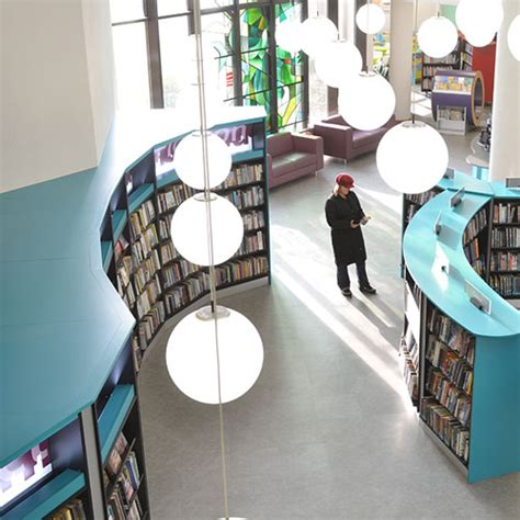 Space Saving Interior Design Library Design Services And Consultancy