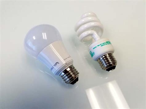 Compact Fluorescent Light Bulbs Vs Led Led Vs Cfl Which Is The Best Light Bulb For Your Home