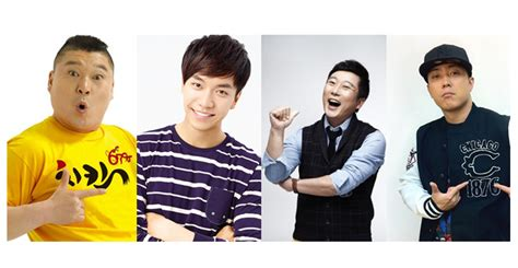 lee seung gi eun ji won new journey to the west cast kang ho dong lee seung gi
