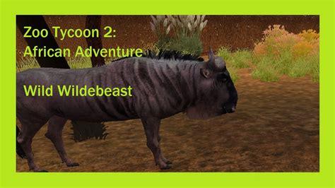 Ahza Maxy zoo tycoon 2 adventure episode 8