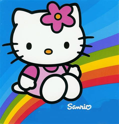 wallpaper hello kitty rainbow 1000 images about hello kitty and friends on pinterest