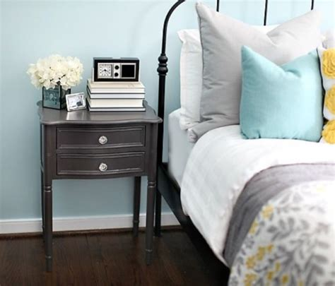 Blue White Yellow Bedroom by Blue Yellow Bedrooms On