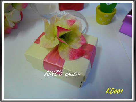 Vitrase Putih Transparan Bunga Lebar 200 Cm Tinggi 180 Cm ainz s gallery doorgift box deco 1 kd001