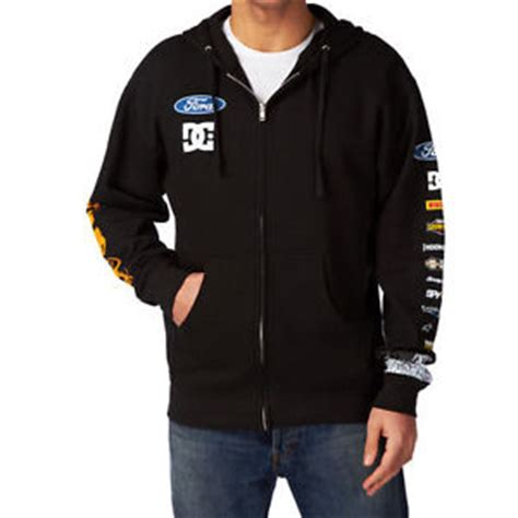Dc Jacket Bb Hodie dc shoes ken block 43 cracked up hoodie jacket clearance ebay