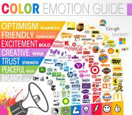 what color represents color emotion guide learn what emotions your logo represents