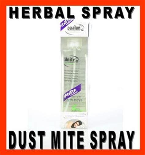 Sprei Dust No 1 Fata dust mite bedbugs spray 100 safe herbal no chemcials ebay
