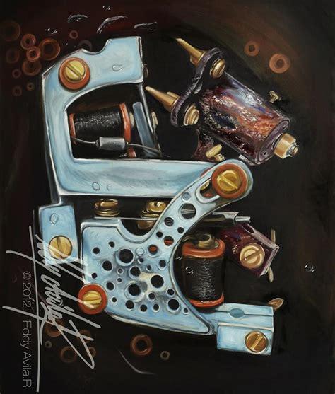 tattoo machine art tattoo machine dickie golden by eddy avila r on deviantart