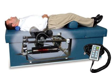 Figurelli Integrated Wellness Acupuncture Chiropractor Chiropractic Traction Table