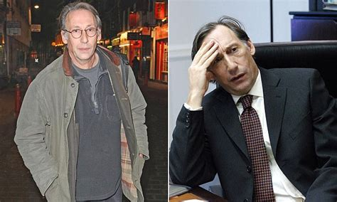 The thick of it s chris langham says my ego led me to download child