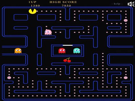 pacman juego  en juegosjuegos
