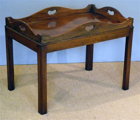 antique butlers tray table georgian mahogany butlers tray antique coffee table