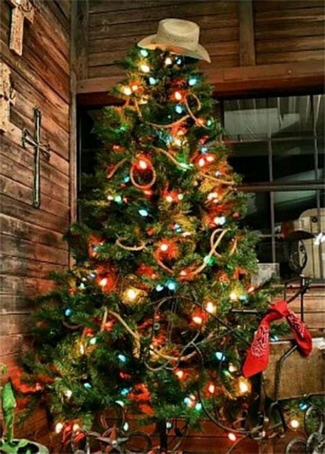 western christmas decorating ideas 30 easy and western tree decorations ideas magment