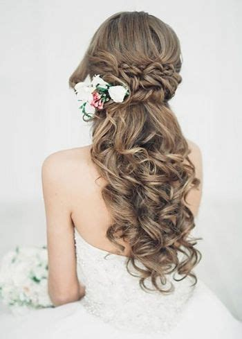 Half Up Half Hairstyles For Wedding by 37 Half Up Half Wedding Hairstyles Anyone Would
