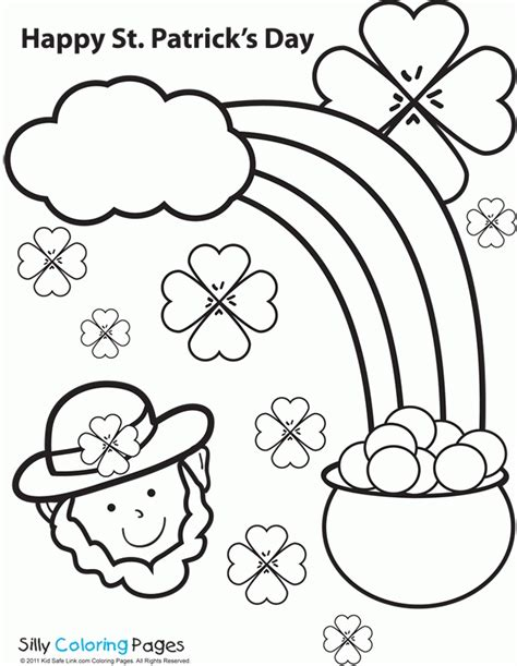 online coloring pages st patrick s day st patrick s day free coloring pages st patrick s day