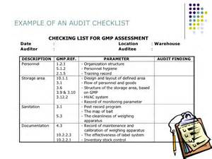 gmp audit report template audit non conformance report freewordtemplates net