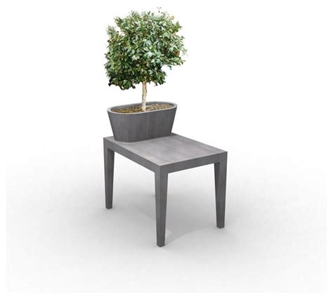 cement outdoor furniture 12 indoor outdoor concrete furniture pieces for flair