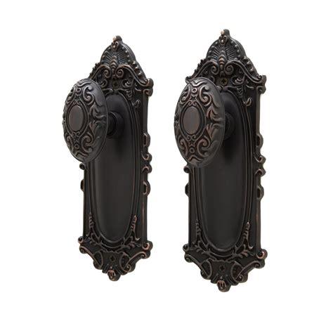 hardware door knobs antique bronze door knobs