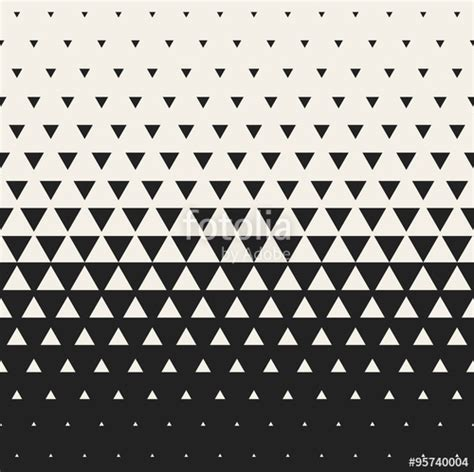 black triangle pattern vector quot vector seamless black and white morphing triangle