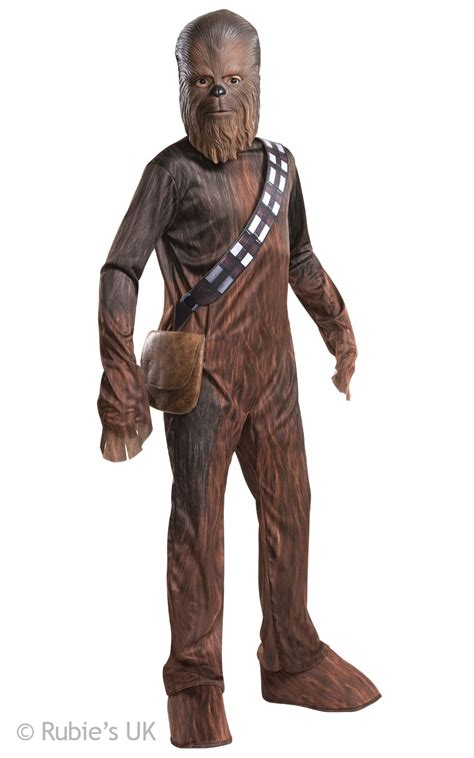 chewbacca costume chewbacca boys wars costume wars fancy dress costumes mega fancy dress