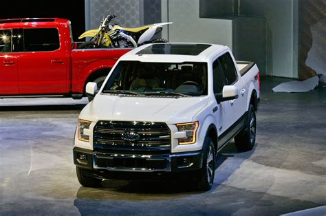 truck ford f150 2015 ford f 150 first look truck trend