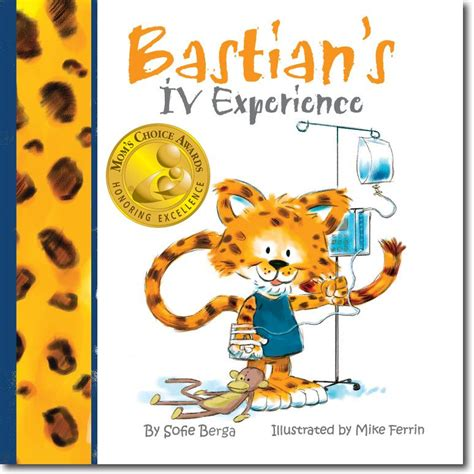 Bastian S Iv Experience Prepares Small Children For