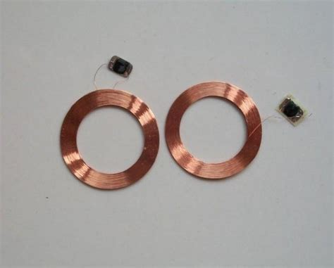 id chip solder coil 25mm 125khz rfid proximity cards in material copper solder chip antenna in