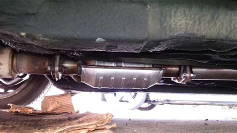 1998 honda prelude catalytic converter diy how to install a honda catalytic converter exhaust