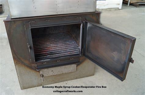 Hobby Barn Hobby Wood Fired Basic Maple Syrup Cooker Evaporator