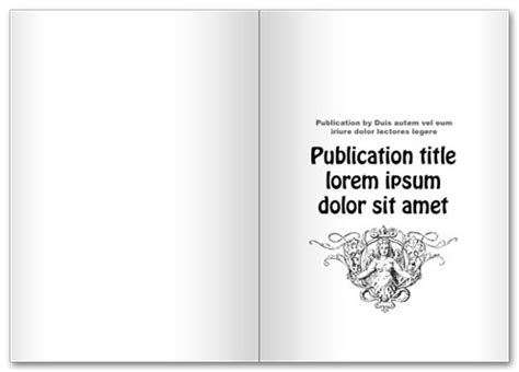Free Indesign Book Template Designfreebies Free Indesign Book Templates