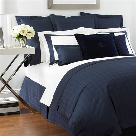 navy bedding buy ralph lauren home glen plaid duvet cover navy