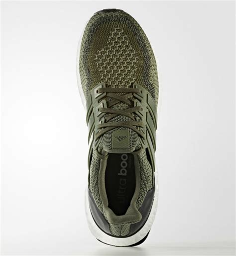 Adidas Ultra Boost 2 0 Green Olive olive green adidas ultra boost sole collector