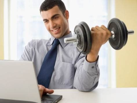 exercise while sitting at desk you can exercise while just sitting at your desk money