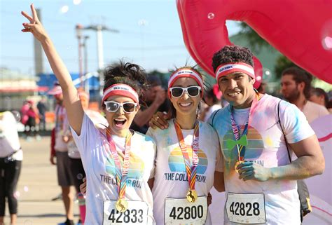 dallas color run from the 2017 dallas color run d magazine
