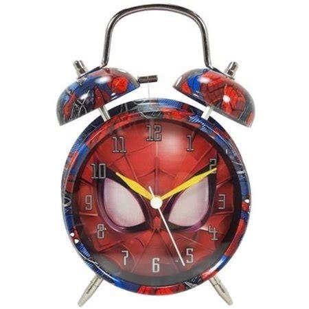 spider bell alarm clock walmart