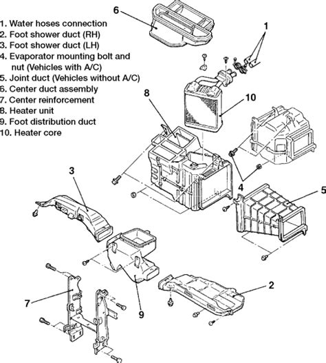 airbag deployment 2004 mitsubishi diamante spare parts catalogs service manual how to remove heater from a 2011 mitsubishi lancer evolution workmate