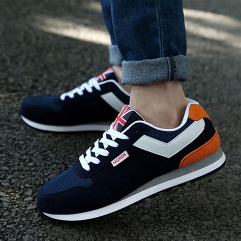Sepatu Sneakers Korea W105 Grey compare prices on mens shoes shopping buy low price mens shoes at factory