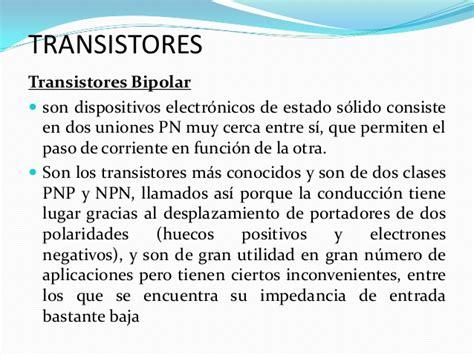diferencia entre un transistor bipolar y uno de efecto de co diferencia entre un transistor bipolar y uno de efecto de co 28 images diferencia entre